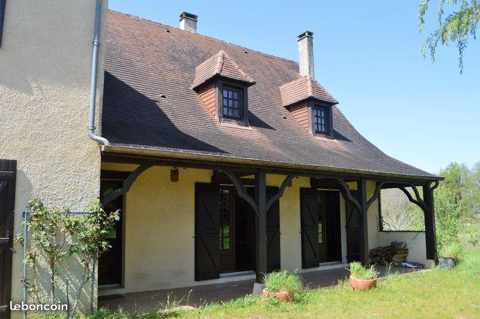 Maison Néo-Périgourdine en Périgord Noir